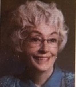 Mary Custer