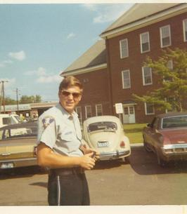 Chief Ronald Marcotte Sr. (Retired Enfield Police Dept.)